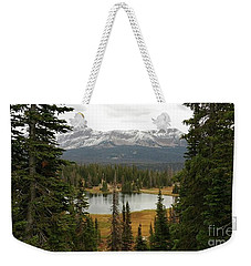 Moosehorn Lake Weekender Tote Bag