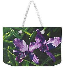 Morada Morning Weekender Tote Bag