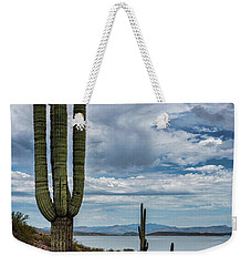 Weekender Tote Bag featuring the photograph More Beauty Of The Southwest  by Saija Lehtonen