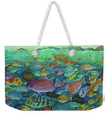 More Fish Weekender Tote Bag