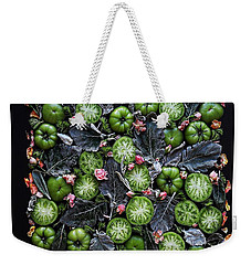 More Green Tomato Art Weekender Tote Bag