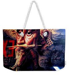 More Than Just A Man Weekender Tote Bag