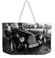 Morgan On King's Road, Ireland Weekender Tote Bag