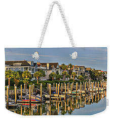 Morgan Place Homes In Wild Dunes Resort Weekender Tote Bag