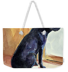 Morgan's View Weekender Tote Bag by Molly Poole