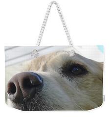 Morgie Weekender Tote Bag