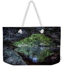 Moria Gate Weekender Tote Bag
