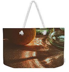 Morning Detail Weekender Tote Bag