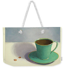 Morning After Forty Weekender Tote Bag