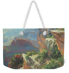 Morning At Hopi Point Weekender Tote Bag