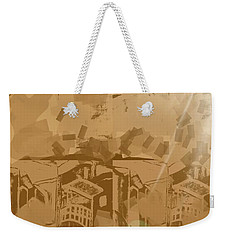 Morning At My Place Weekender Tote Bag