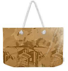 Morning At My Place Weekender Tote Bag