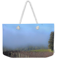 Morning At The Vinyard Weekender Tote Bag