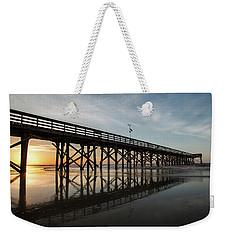 Morning Breaks Weekender Tote Bag