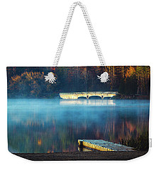 Morning Burn Off  Weekender Tote Bag