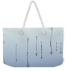 Morning Calm Weekender Tote Bag