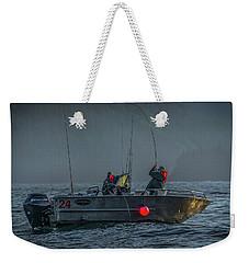 Morning Catch Weekender Tote Bag
