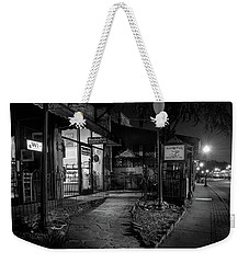 Morning Coffee In Black And White Weekender Tote Bag