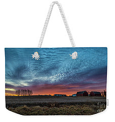 Morning Color Weekender Tote Bag