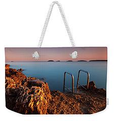 Morning Colors Weekender Tote Bag
