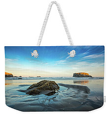 Morning Comes Weekender Tote Bag