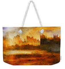 Morning Effect Weekender Tote Bag