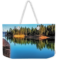 Morning Flight Weekender Tote Bag by Nancy Marie Ricketts