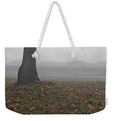 Morning Fog Weekender Tote Bag by Jim and Emily Bush