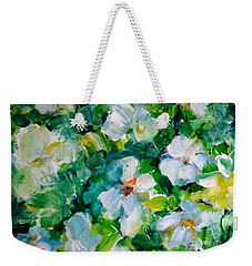 Morning Fresh Weekender Tote Bag