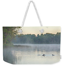Morning Gathering Weekender Tote Bag