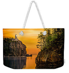 Morning Glow Against The Light Weekender Tote Bag