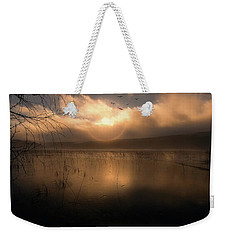 Morning Has Broken Weekender Tote Bag by Rose-Marie Karlsen
