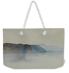Morning Haze In The Swedish Archipelago On The Westcoast.2 Up To 28 X 28 Weekender Tote Bag