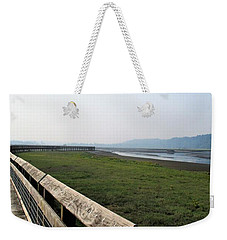 Morning Haze Weekender Tote Bag