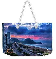 Morning In Rio Weekender Tote Bag