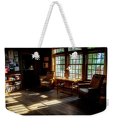 Morning In The Keith House Weekender Tote Bag