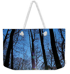 Morning In The Mountains Weekender Tote Bag by Robert Meanor
