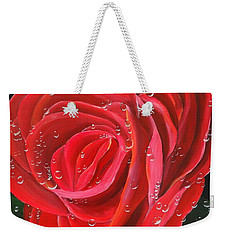 Morning Jewel Weekender Tote Bag