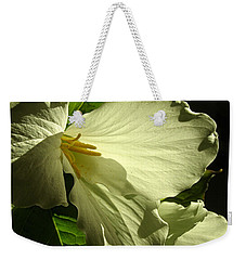 Morning Light - Trillium Weekender Tote Bag