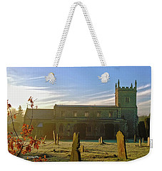 Morning Light Weekender Tote Bag