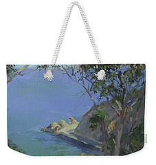 Morning Light Catalina Weekender Tote Bag
