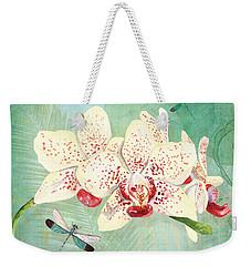 Morning Light - Dancing Dragonflies Weekender Tote Bag