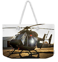 Weekender Tote Bag featuring the photograph Morning Light by Paul Job