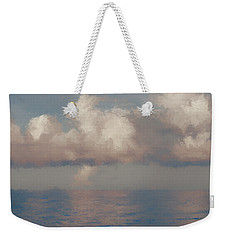 Morning Lights Weekender Tote Bag