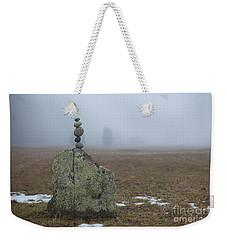 Morning Meditation Weekender Tote Bag