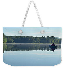 Morning Meeting Weekender Tote Bag