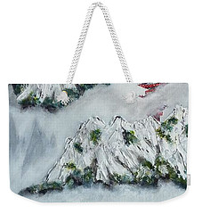 Morning Mist 1 Weekender Tote Bag
