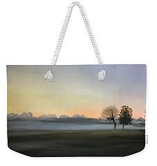 Morning Mist Encounter Weekender Tote Bag