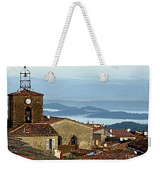 Morning Mist In Provence Weekender Tote Bag by Lainie Wrightson