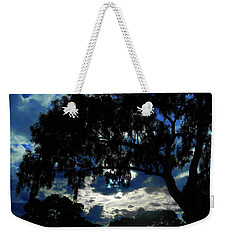 Weekender Tote Bag featuring the photograph Morning Mood by Mark Blauhoefer
